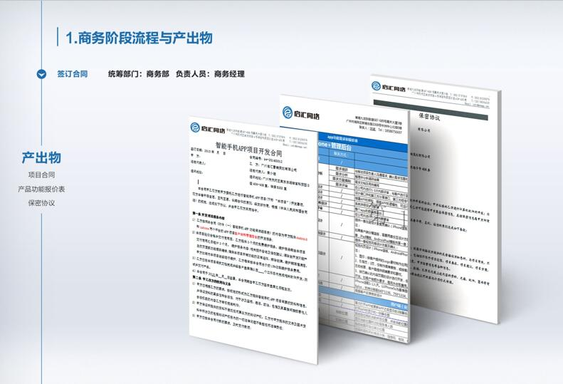 APP开发需求沟通阶段